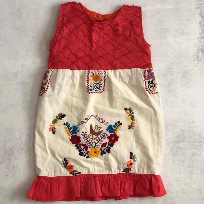 Mexican Fiesta Dress Daisy