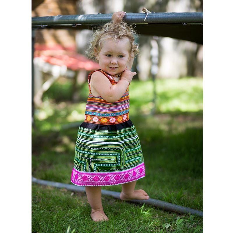 Hill Tribe Dress Example